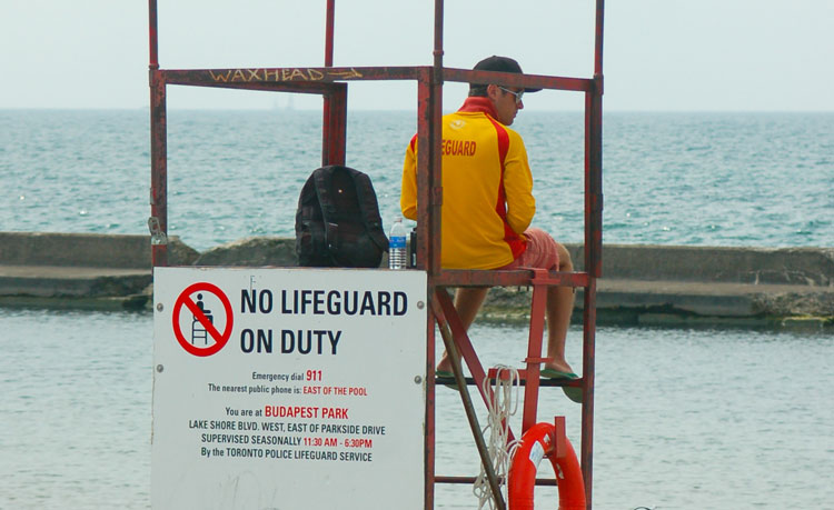 how to become a lifeguard in ontario